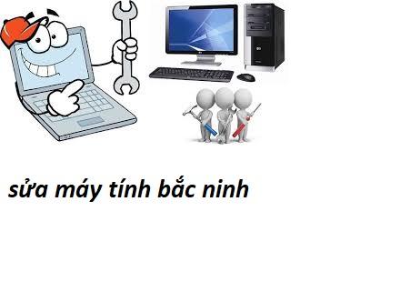 sửa máy tính tại nhà bắc ninh
