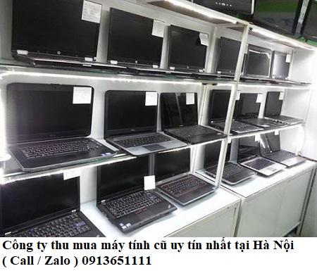 Công ty thu mua máy tính cũ uy tín nhất tại Hà Nội