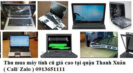 Một số sai lầm khi thanh lý máy tính cũ tại quận Thanh Xuân